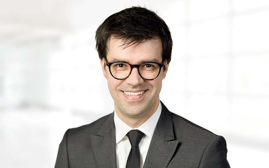 Portrait de Daniel Tremblay