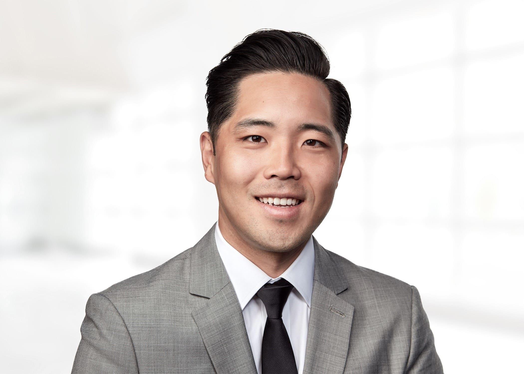 Portrait de Joshua Han